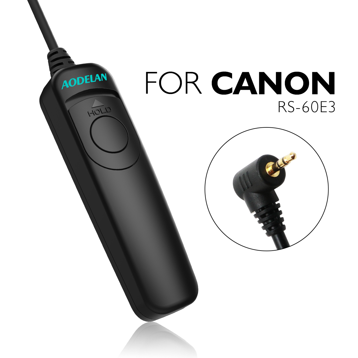 Wired Remote Shutter Release  RS-C6