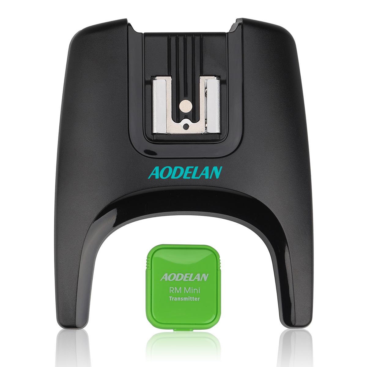 Mini portable wireless flash trigger-Green